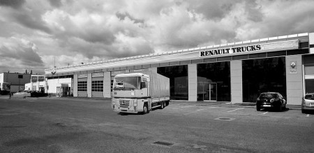 Renault Volvo Trucks On Road Serwis